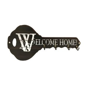 Porta-chaves Welcome - The Home