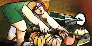 Obra Alegria na Colheita - Victor Hugo