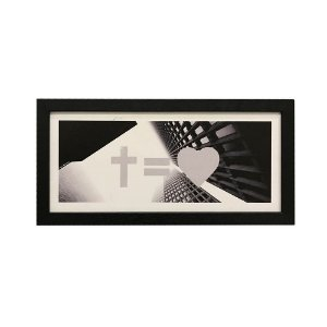 Quadro Deus é Amor