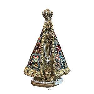 Nossa Senhora Aparecida Dourada - Valesca Cecon