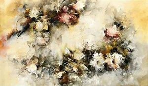 Tela Exuberância - Lourdes Pozza