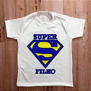 KIT 029 - FILHO SUPER MAN LOGO