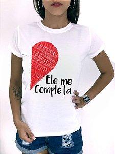 KIT CASAL - CORAÇÃO COMPLETA - FEMININA