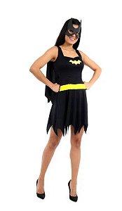 Fantasia Batgirl Verão Adulto