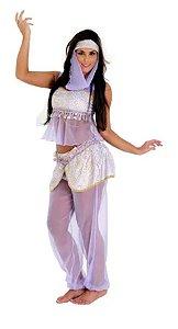 Fantasia Jasmine Adulto - Heat Girls