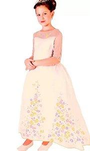 Fantasia Cinderela Noiva Infantil