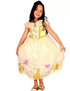 Fantasia Bela Luxo Infantil
