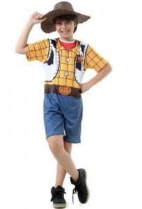 Fantasia Woody curto