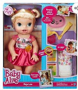 Baby Alive - Hora de comer