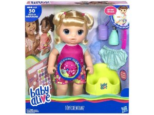 Baby Alive - Primeiro Peniquinho Loira