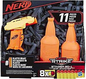 Lançador Nerf Alpha Strike Stinger - E8310 - Hasbro
