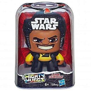 Figura Star Wars Mighty Muggs Lando Calrissian Hasbro E2109