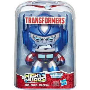Figura Transformers Rocket Raccoon Hasbro Marvel Mighty Muggs E2122