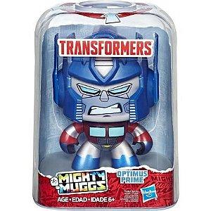 Figura Transformers Rocket Raccoon Hasbro Marvel Mighty Muggs E2122