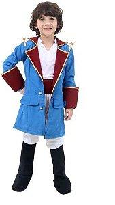 Fantasia Pequeno Principe Infantil