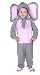 Fantasia Elefante Infantil