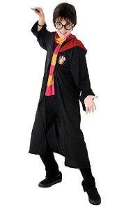 Fantasia Harry Potter Grifinória Infantil - Harry Potter