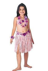 Fantasia Havaiana Infantil
