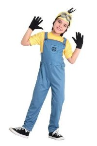Fantasia Minions Masculino Infantil