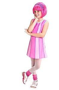 Fantasia Stephanie Infantil Standard - Sportacus