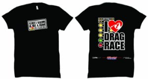 CAMISETA LOVE DRAG RACING