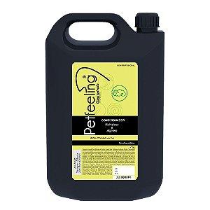 Condicionador Concentrate Nutri-Óleos e Algodão Petfeeling 5L