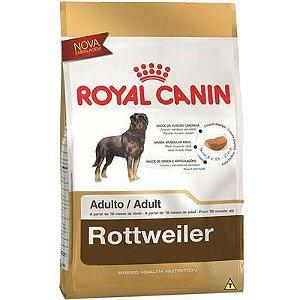 Ração Royal Canin  para Cães Adultos da Raça Rottweiler - 12Kg