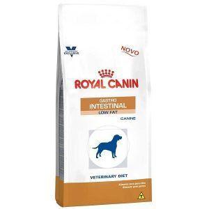 Ração Royal Canin - Canine Veterinary Gastro Intestinal Low Fat - Para Cães Adultos 10.1Kg