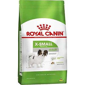 Ração Royal Canin - X-small - Para Cães Adultos 2,5Kg