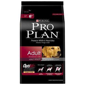 Ração Pro Plan - Cães Adulto Todas As Raças 15Kg