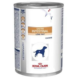 Ração Royal Canin Lata - Canine Veterinary Diet - Gastro Intestinal Low Fat Wet 400g