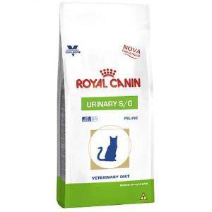 Ração Royal Canin - Feline Veterinary Urinary- Para Gatos Obesos 1,5Kg