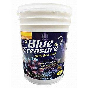 Sal Para Aquário Marinho Blue Treasure Sps Salt 20kg – Balde
