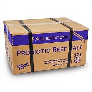 Sal Para Aquário Marinho Probiotic Reef Salt 25kg