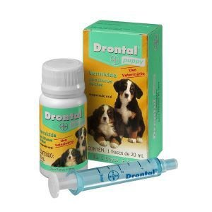 Vermífugo Bayer Drontal Puppy 20ml