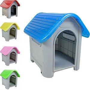 Casinha Cachorro Mec Pet Plástico N3