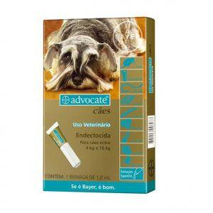 Antipulgas Bayer Advocate - Para Cães - 1unidade
