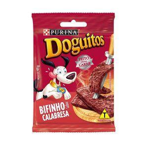 Petisco Nestlé Purina Doguitos Bifinho - 65 Gr