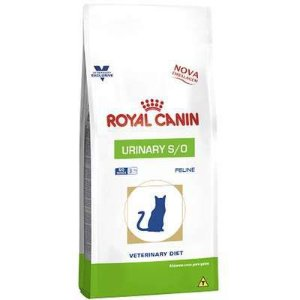 Royal Canin Felini Veterinary - Diet Urinary 500gr S/O