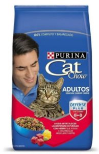 Ração Nestlé Purina - Cat Chow Adultos Carne