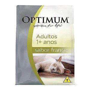 Ração de Frango Optimum para Gatos Adultos - 3kg