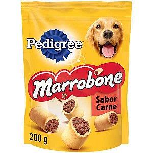 Biscoito Pedigree - Marrobone Carne Para Cães Adultos - 200g