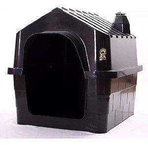 Casinha Durapets  Para Cães e Gatos - Número 2 - Preta