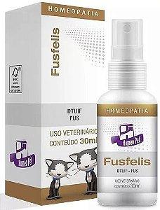 Real H Homepet - Fusfelis Homeopatia Síndrome Urinária - Para Gatos