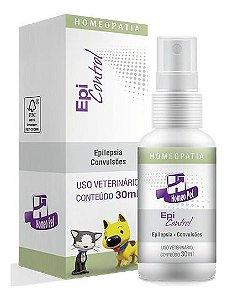 Homeopet Epi Control Controle De Epilepsia - Para Cães e Gatos - 30ml
