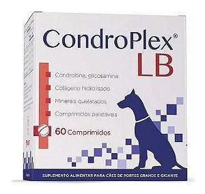 Condroplex LB Avert - Para  Cães - 60 Com. Blisters