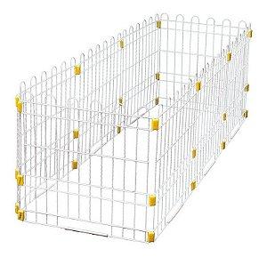 Cercado Canil Garde - Para Pets - Tamanho 8x50x65cm