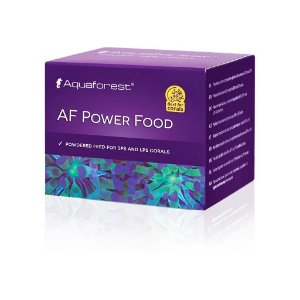 Aquaforest Power Food - Alimento para Corais de Aquários - 20g