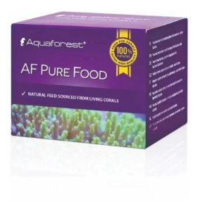 Aquaforest Pure Food - Comida Natural Para Corais de Aquários - 30g