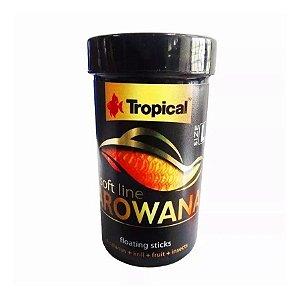 Ração Tropical Soft Line Arowana - Para Aruanãs - 80g